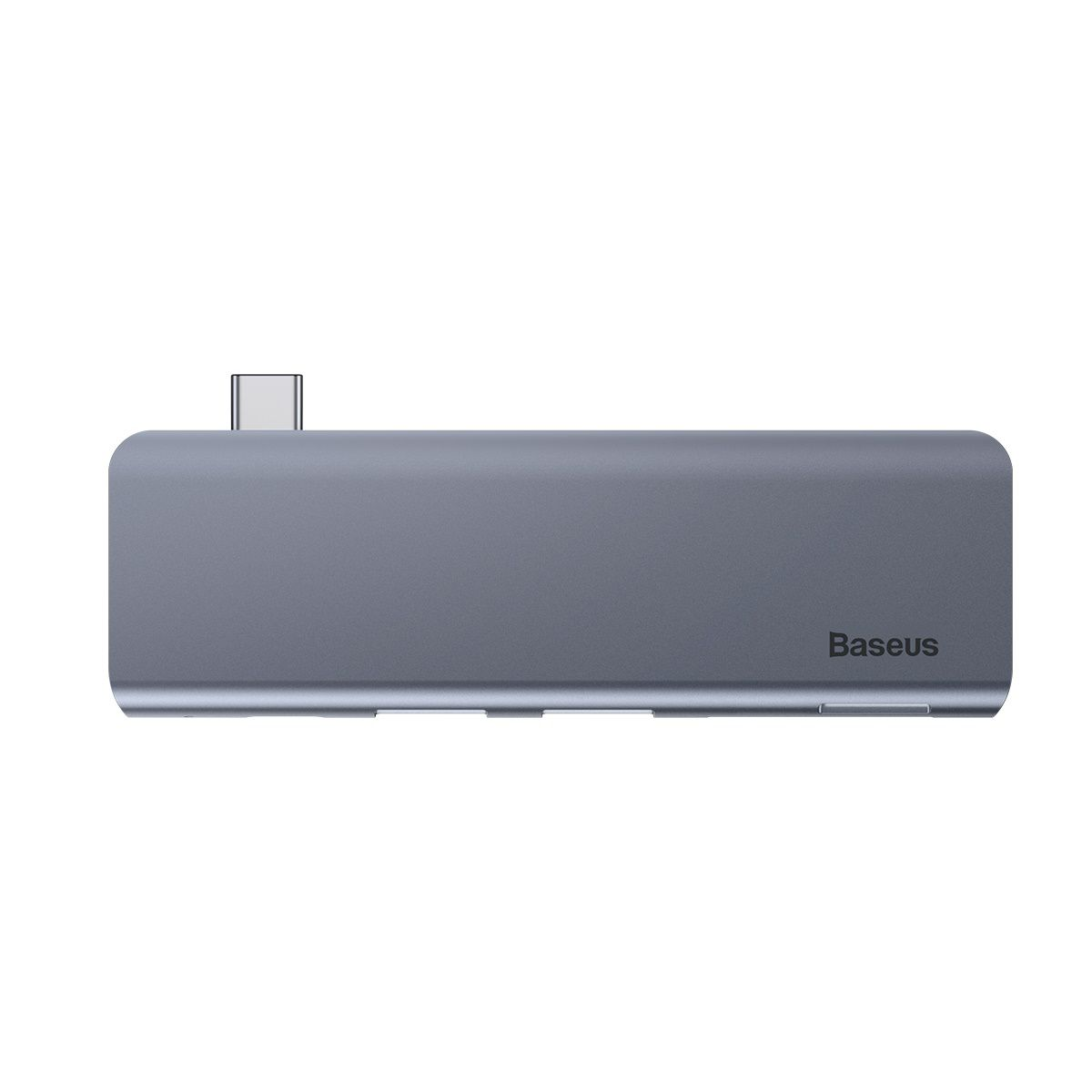 HUB Baseus Harmonica 5n1 Type-C + 2 USB + SD + Micro SD