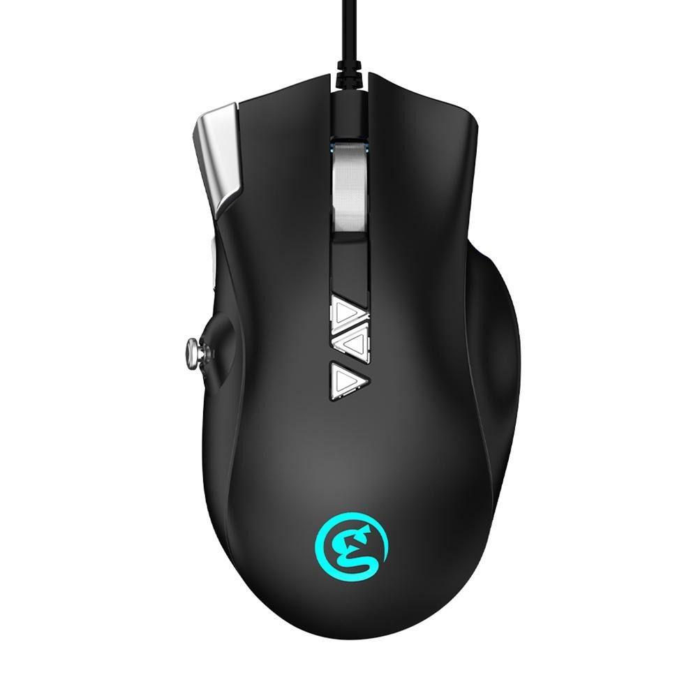 Mouse Gamer GameSir GM200 (com fio)