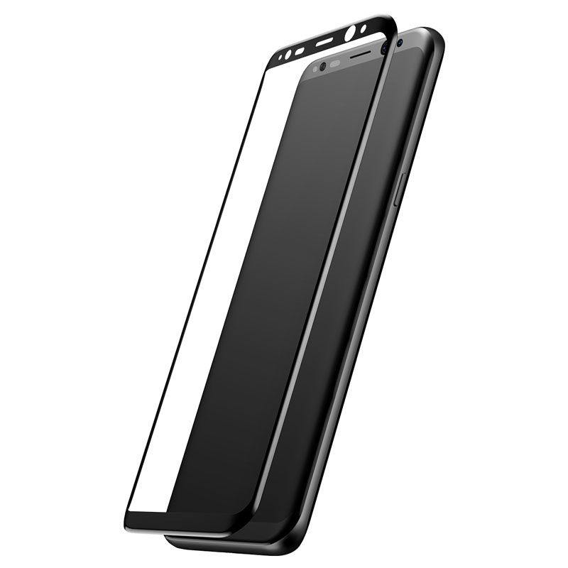 Película 3D Arc em Vidro Temperado Baseus para Samsung S8