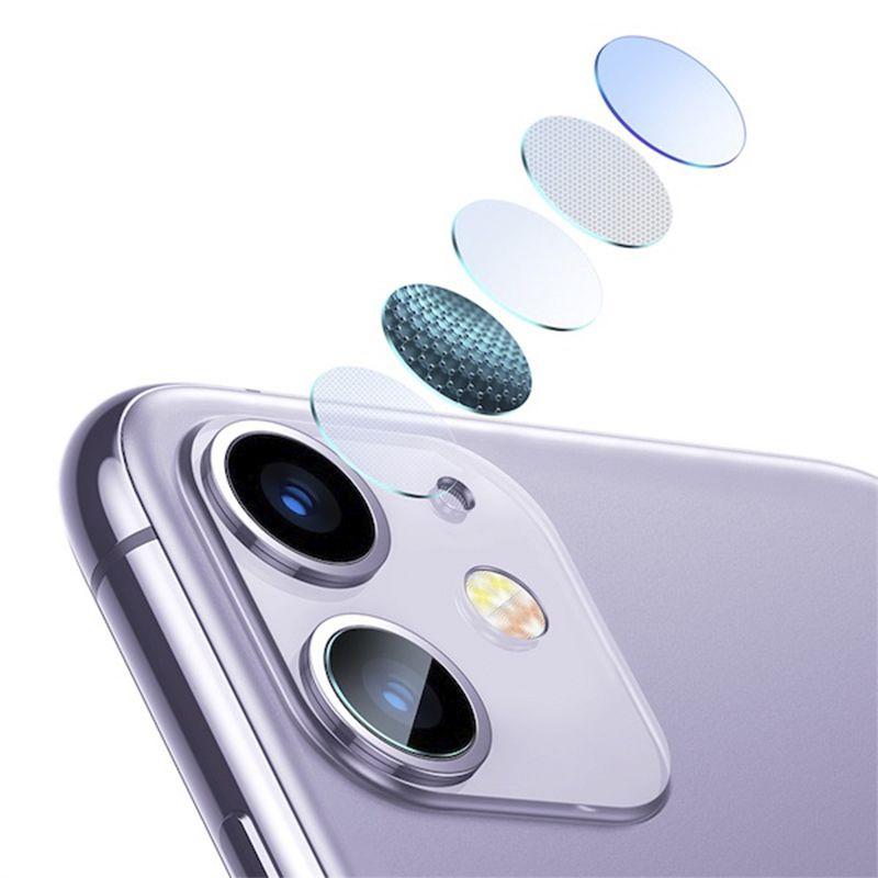 Película Baseus Gem para lente iPhone 11