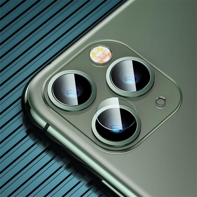 Película Baseus Gem para lente iPhone 11 Pro/iPhone 11 Pro Max