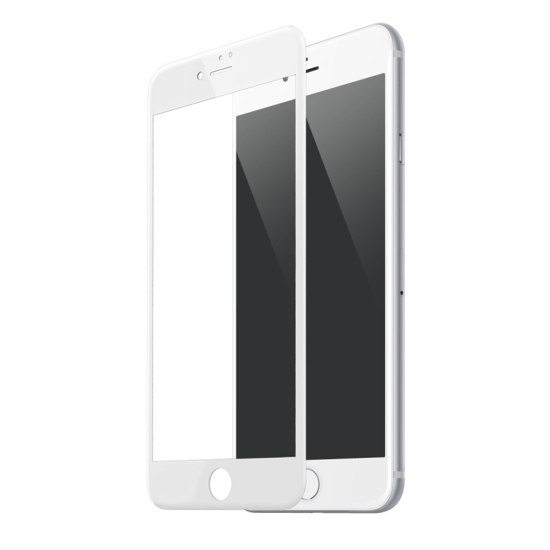 Película Protetora 3D Anti-Blue Vidro Temperado para iPhone 7/7 Plus