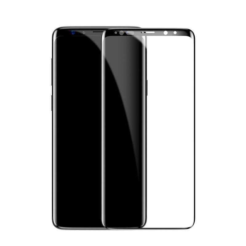Película Protetora 3D Baseus com 0.3mm para Samsung S9