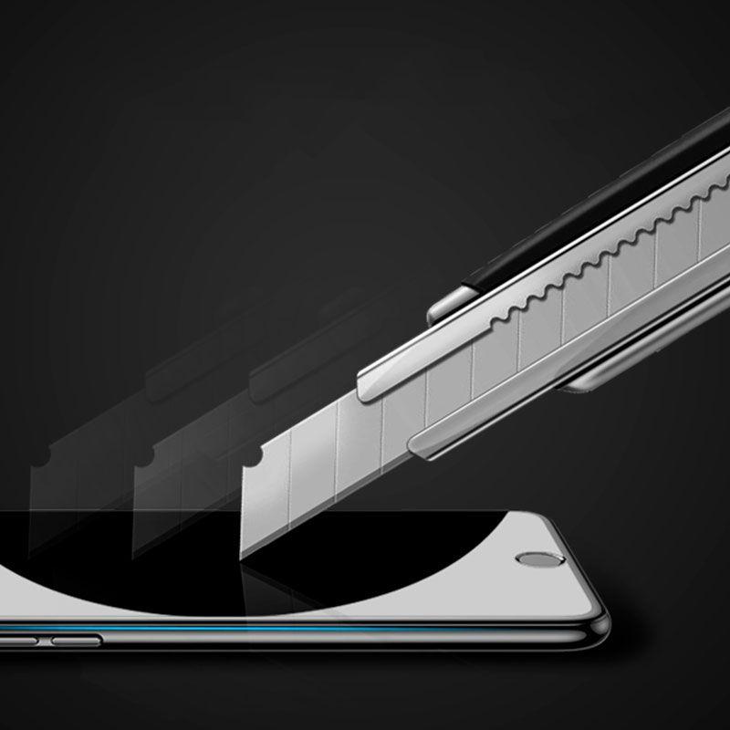 Película Protetora 3D em Vidro Temperado 0.23mm para iPhone 6/6S/7/8