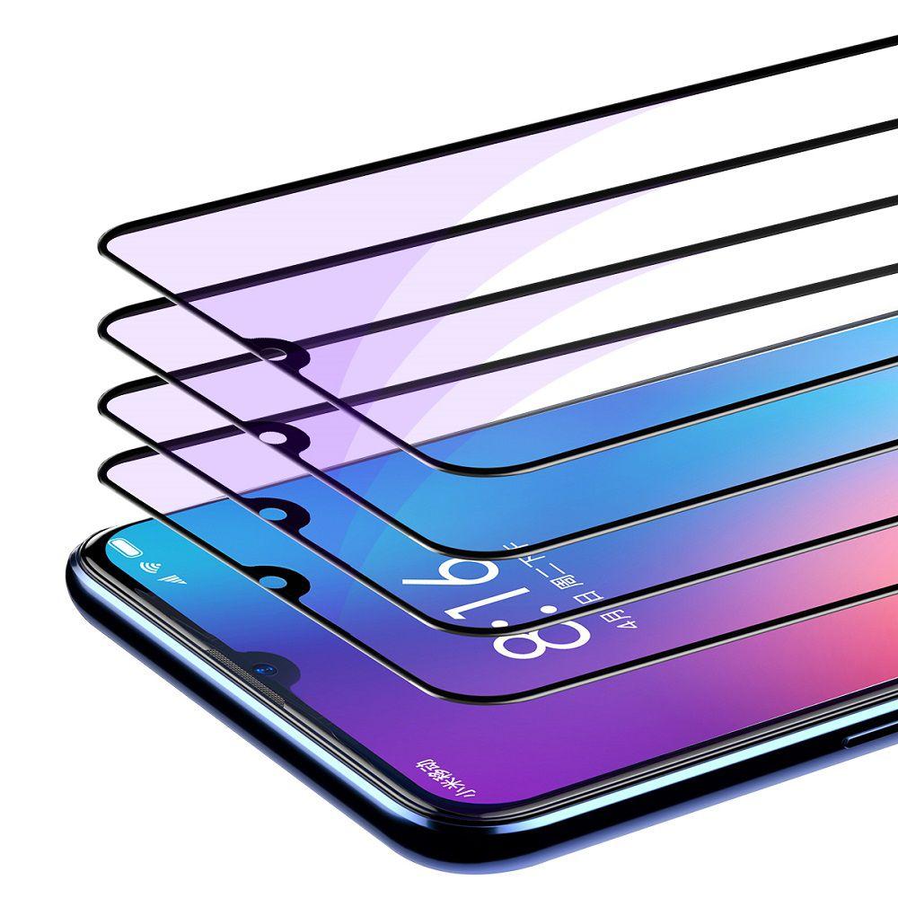 Película Protetora de Vidro Temperado Baseus Antirreflexo 0.3mm para Xiaomi Mi9