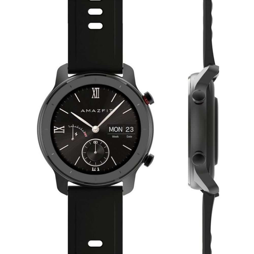 Relógio Amazfit GTR 42mm A1910 GPS + Bluetooth + 50M Profundidade