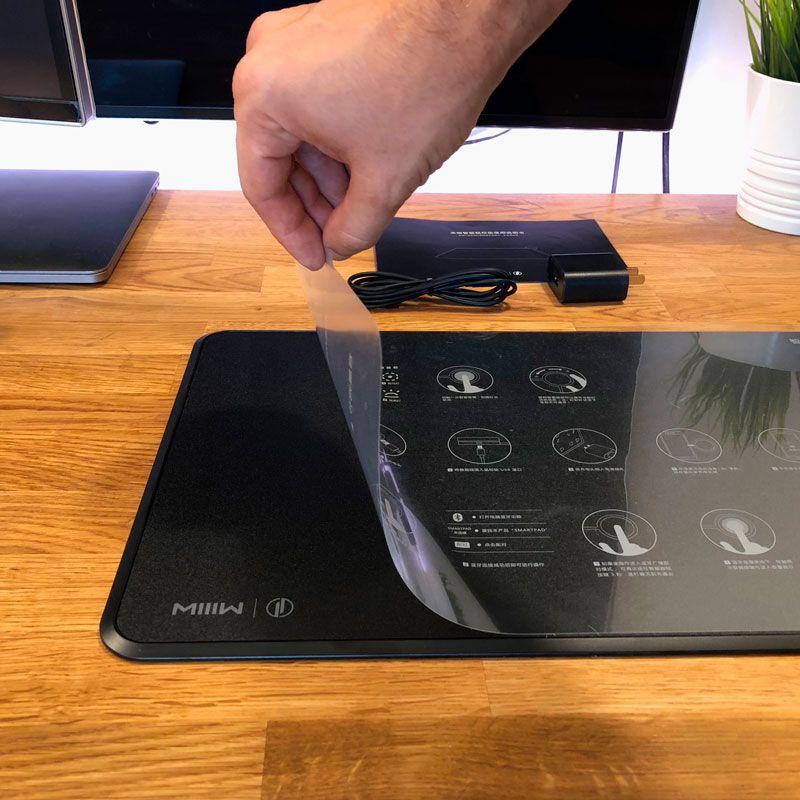 Smartpad MIIIW com Carregamento Sem Fio