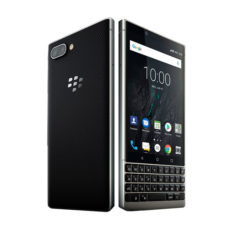 Smartphone BlackBerry KEY 2 6GB RAM e 64GB ROM