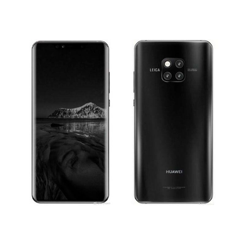 Smartphone Huawei Mate 20 Pro 6GB RAM e 128GB ROM Versão Global - Preto