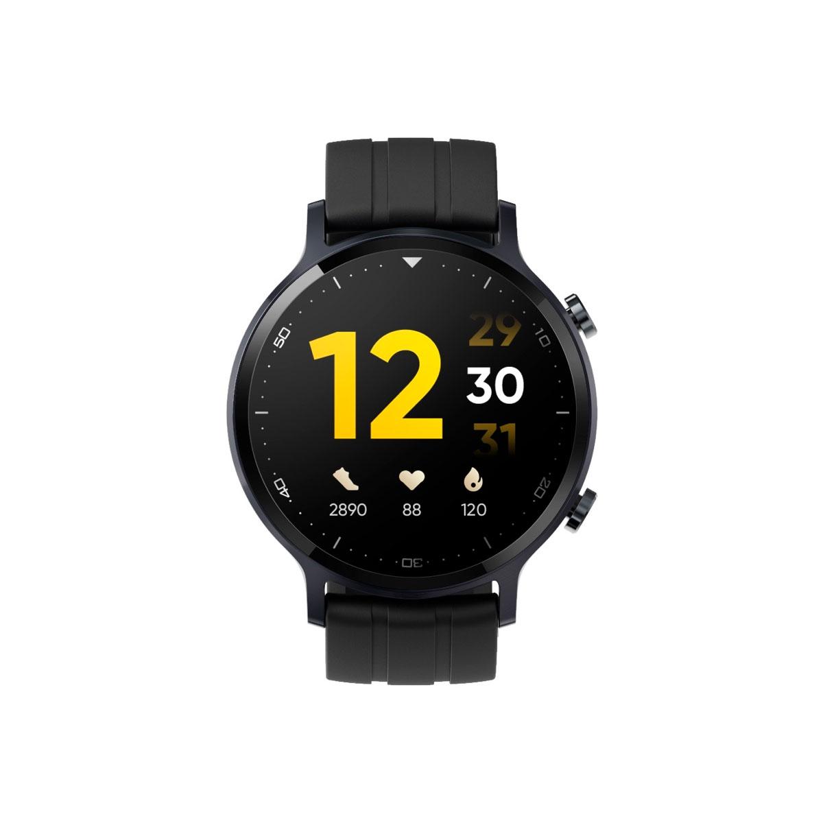 Smartwatch realme Watch S Relógio Inteligente com Monitor Cardíaco