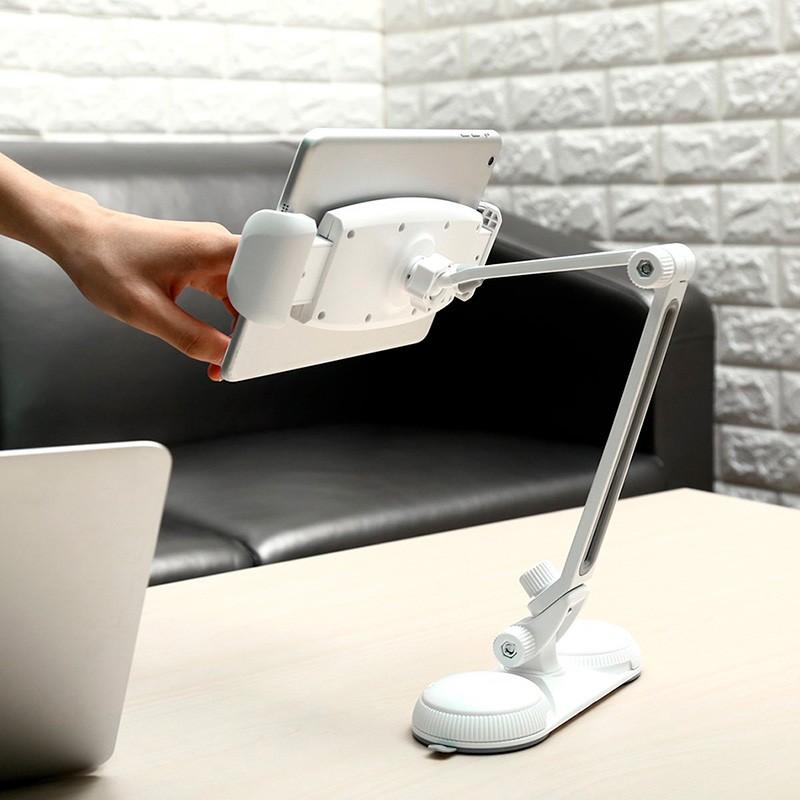 Suporte de Mesa 360 Graus para Smartphones e Tablets