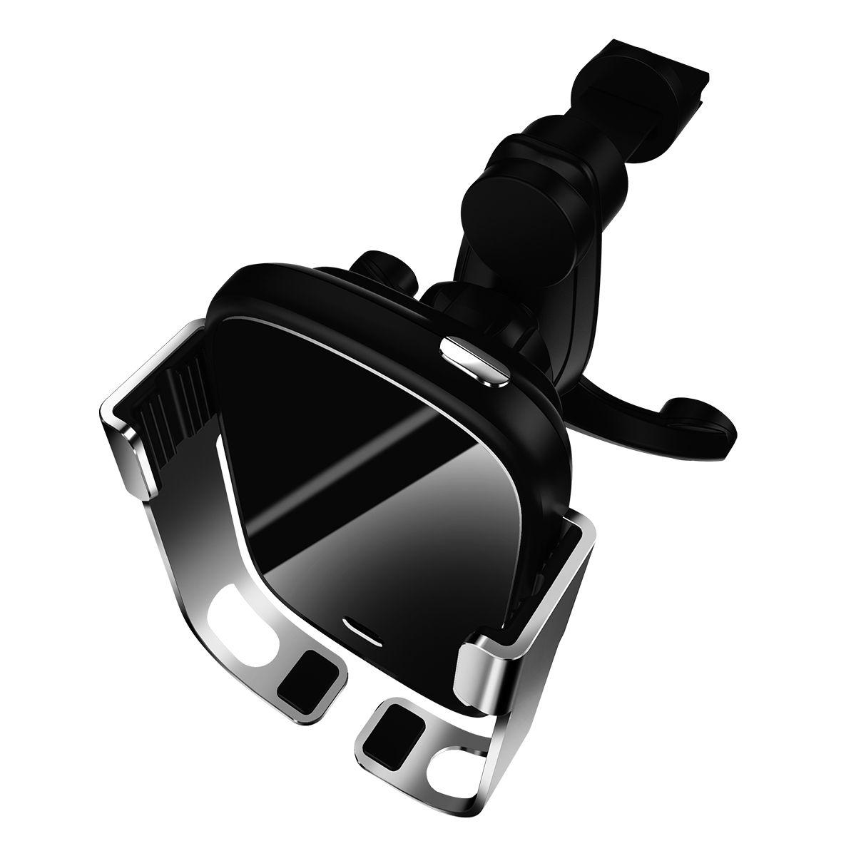 Suporte Veicular com Carregamento sem Fio Baseus Rock-Solid 10W