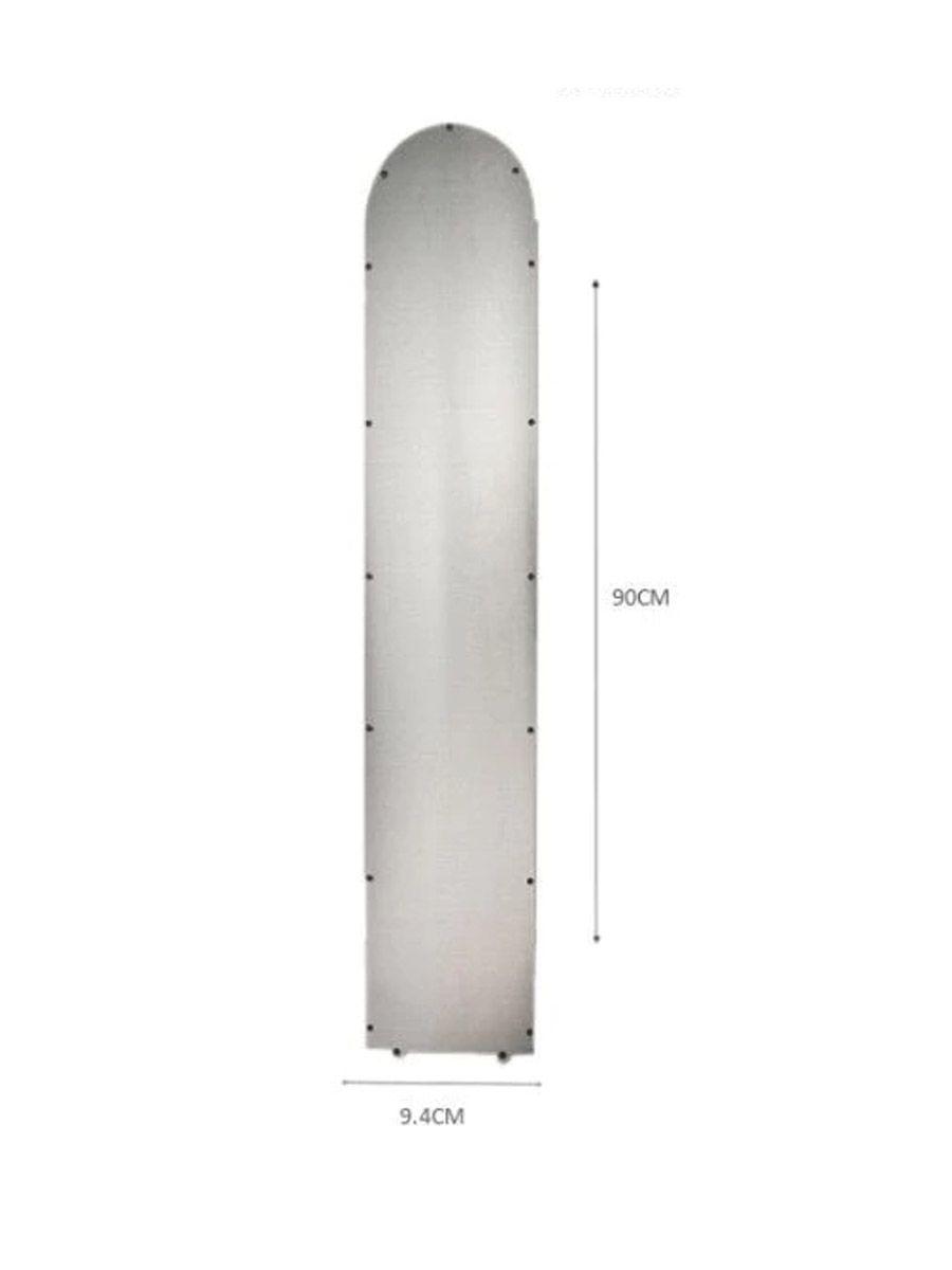 Tampa Inox para Placa Inferior do Patinete Xiaomi M365