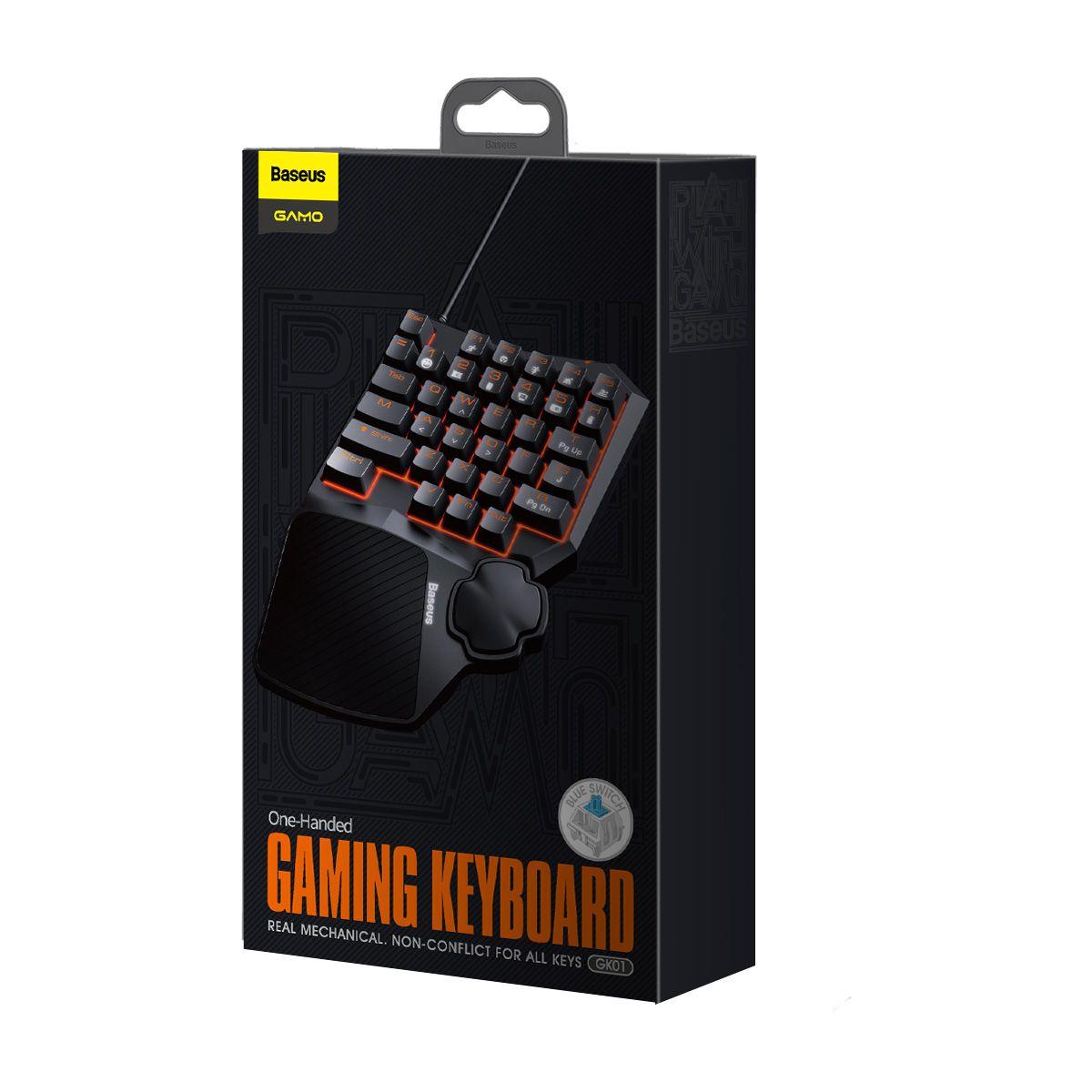 Teclado Gamer Baseus GAMO GK01