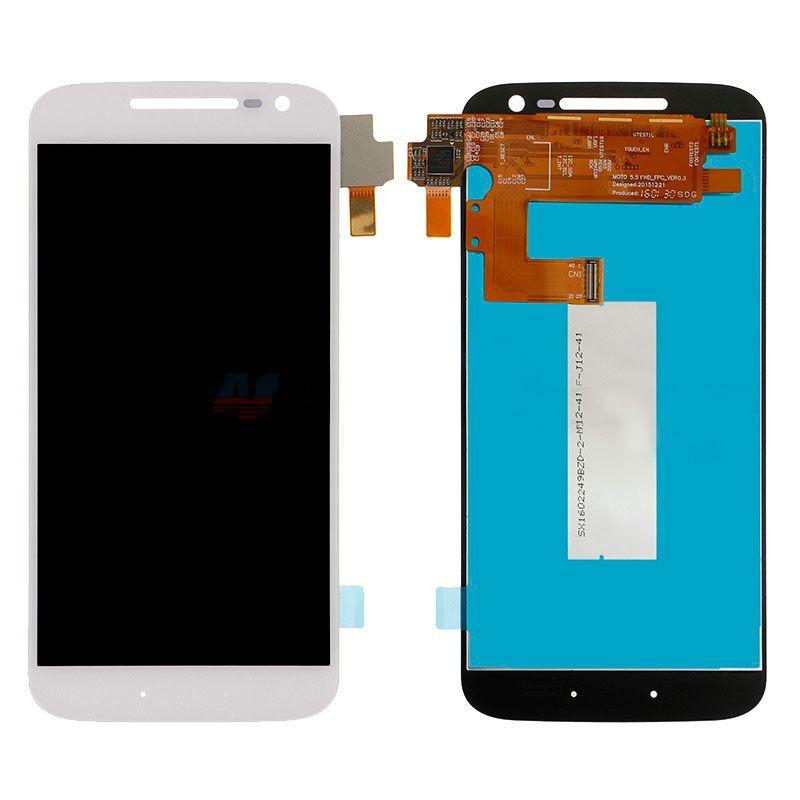 Tela Lcd Touch Frontal Para Moto G4