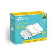 Novo Extensor Wireless Powerline Tp-link Tl-wpa4220t Kit Triplo V3.0