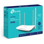 Roteador Tp-link Wireless Ac1200 Archer C50 V3 Dual Band 4 A