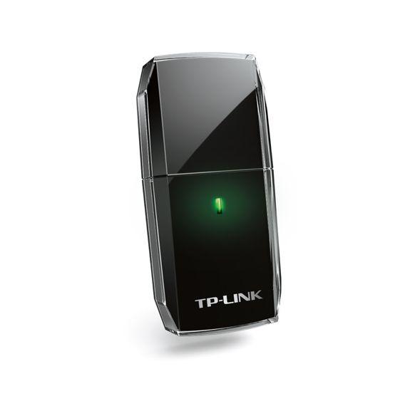 Adaptador Usb Wireless Dual-band Ac600 Tp-Link Archer T2u