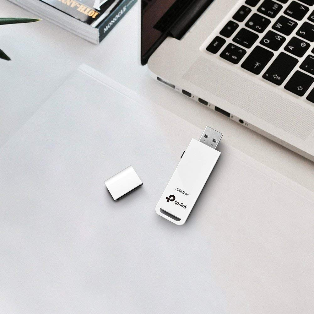 Adaptador Usb Wireless N 300mbps Wi-fi Tl-wn821n V6.0