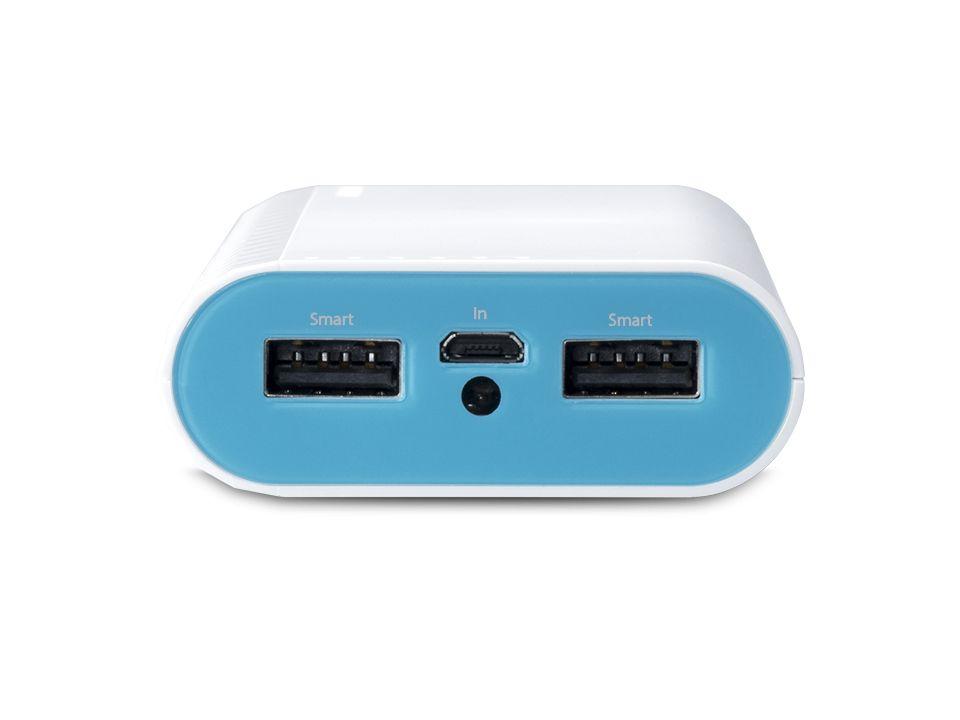 Carregador Portatil Tp-link Tl-pb15600 15600mah com 2 USB