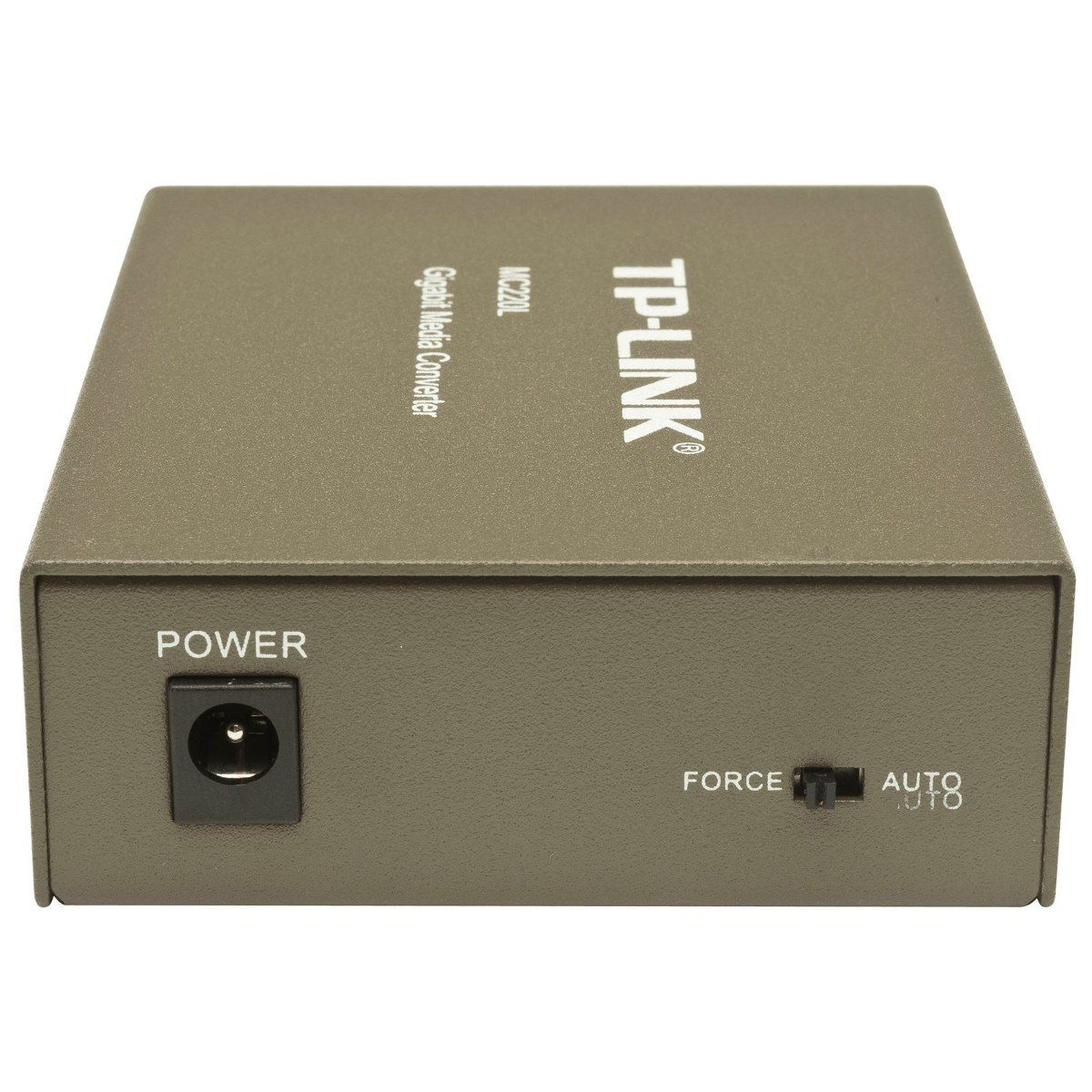 Conversor Rj45 Mídia Fibra Ótica Gigabit Sfp Tp-link Mc220l