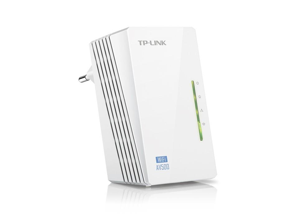 Extensor Powerline Wi-fi Av500 Tp-link Tl-wpa4220 Avulso