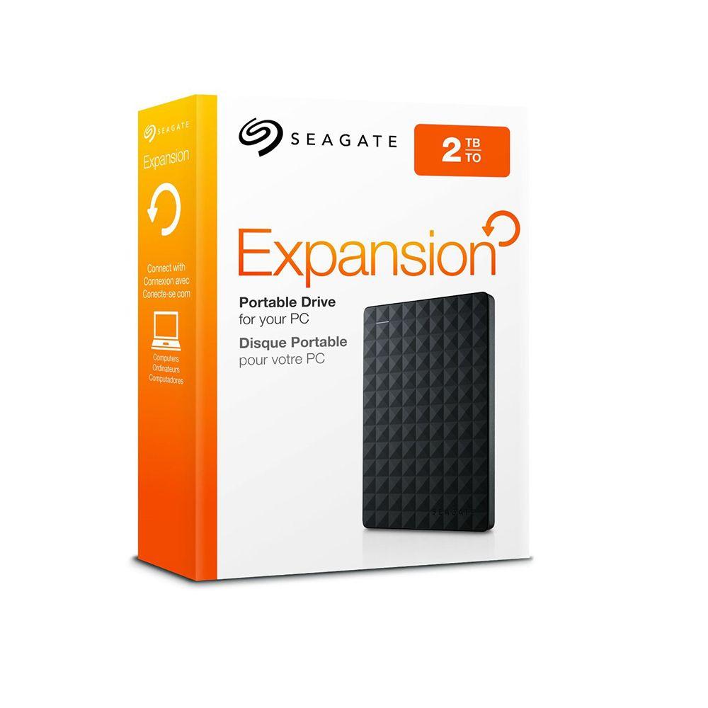 Hd Externo 2tb Portátil Seagate Original USB 3.0
