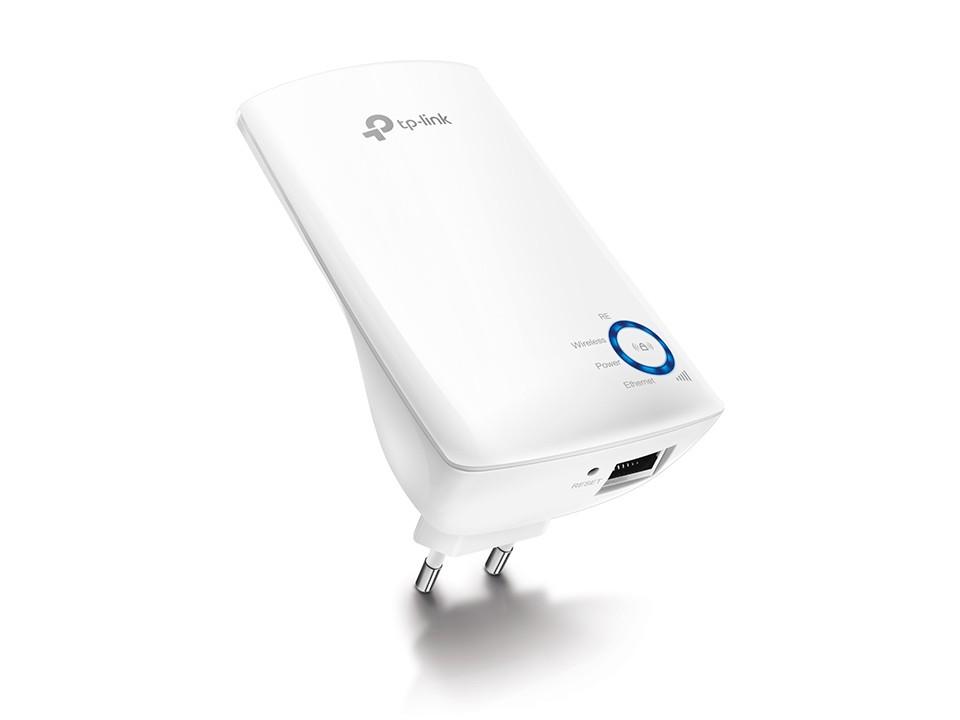 Novo Repetidor De Sinal Wi-fi 300mbps Tp-link Tl-wa850re 4.0