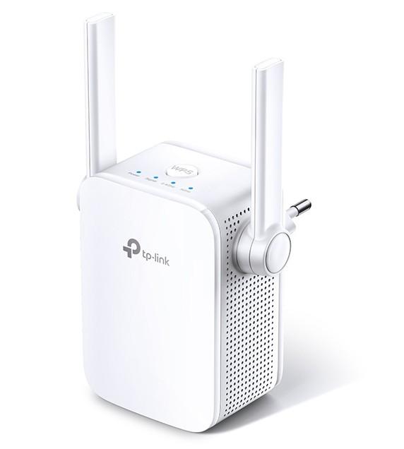 Novo Repetidor De Sinal Wi-fi Ac1200 Dual-band Tp-link Re305