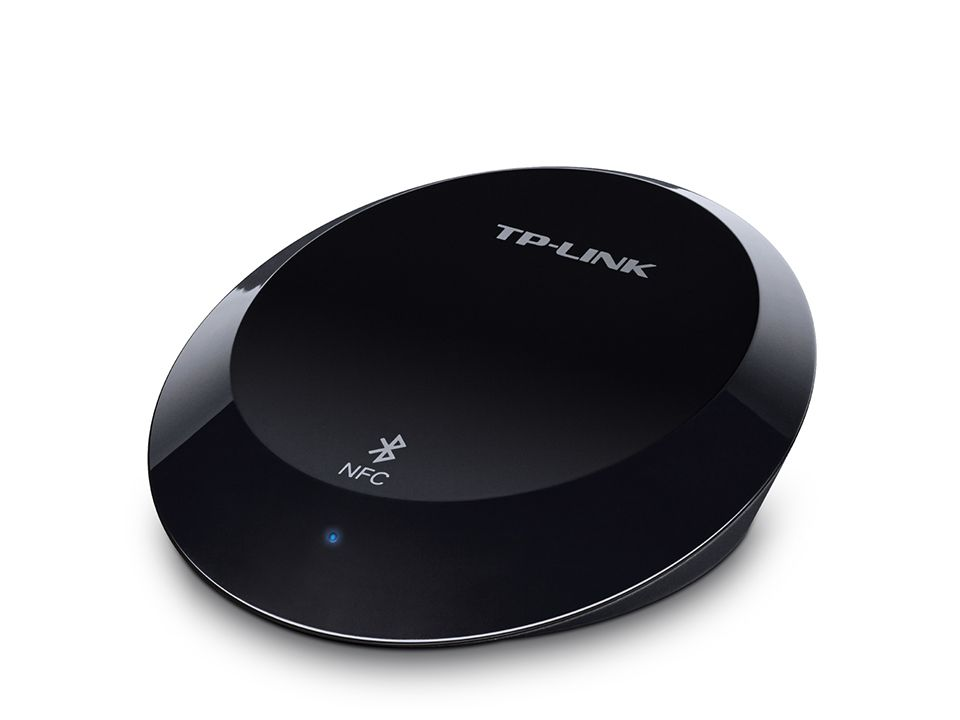 Receptor De Áudio Bluetooth Music Receiver Tp-link Ha100
