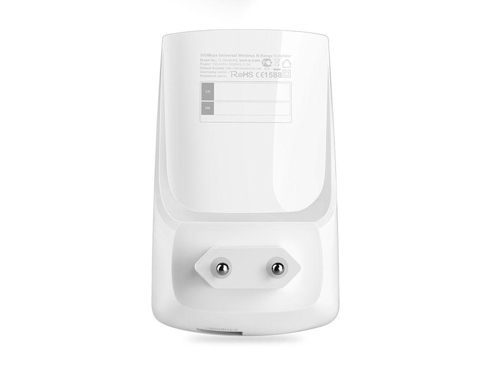 Repetidor De Wi-fi 300mbps Tp-link Tl-wa850re | S/caixa