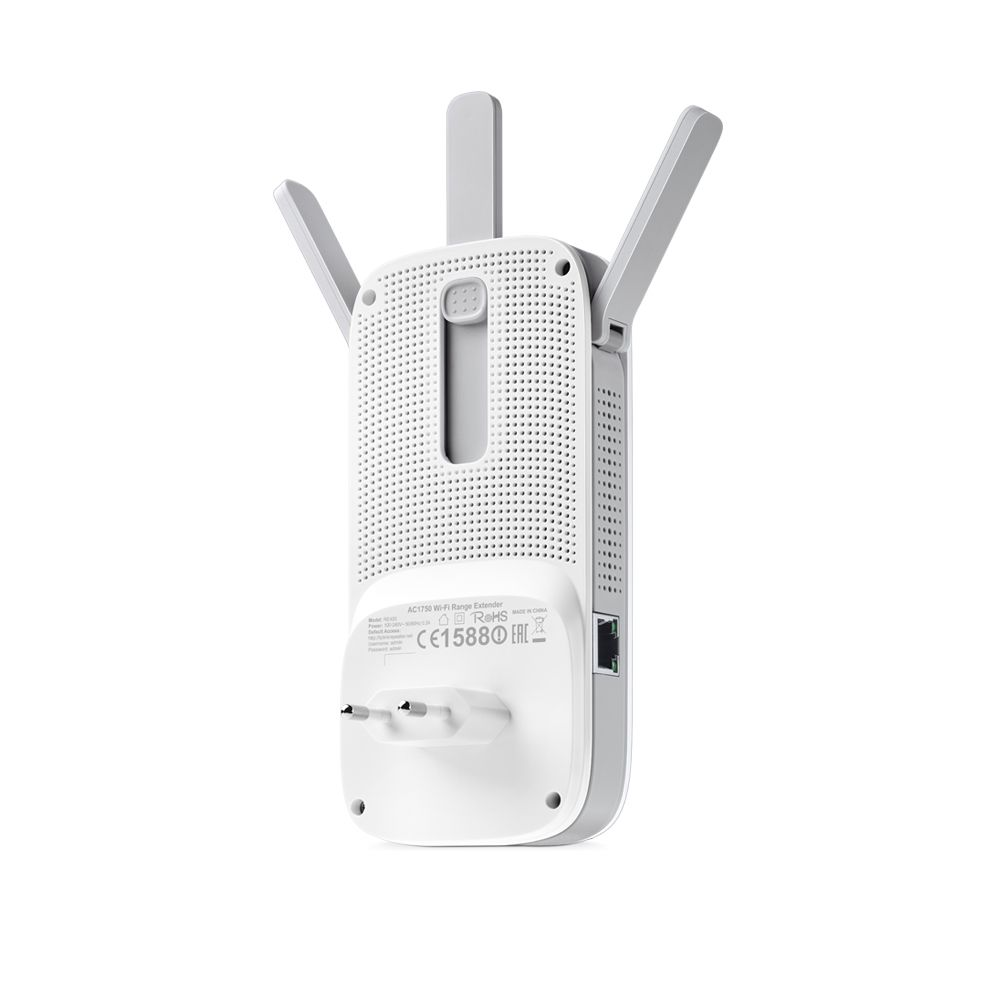 Repetidor Tp-link Re450 Ac1750 Dual Band Wifi Extender V 2.0