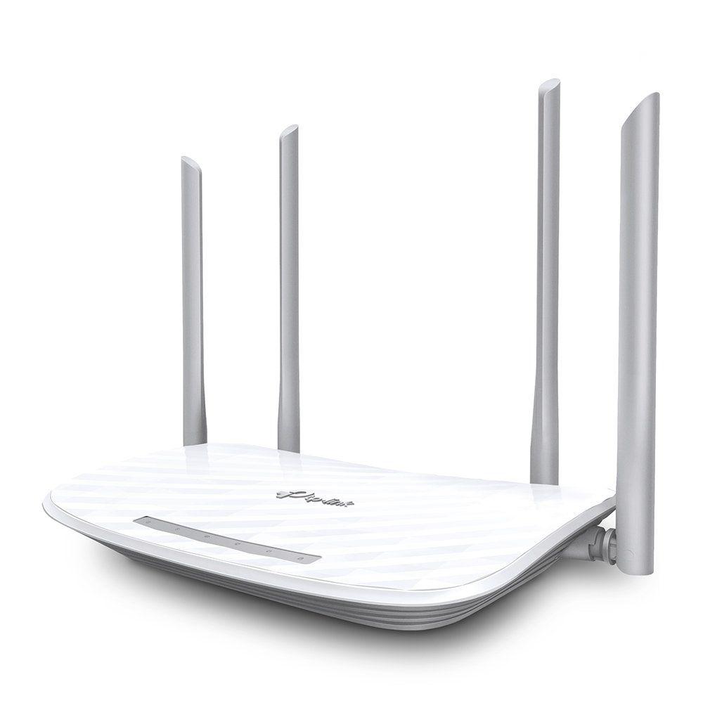Roteador Tp-link Wireless Ac1200 Archer C50 Dual Band S/CAIXA