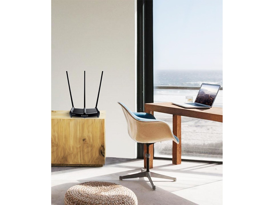 Roteador Wireless Alta Potência 1000mw Tp-link Tl-wr941hp