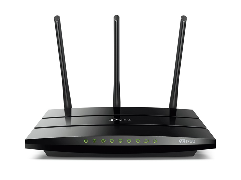 Roteador Wireless Gigabit Dual-band Router Ac1750 Archer C7