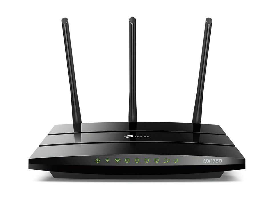 Roteador Wireless Gigabit Dual-band Router Ac1750 Archer C7 V4