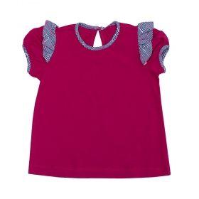 Blusa bebê - Pink