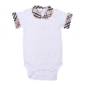 Body bebê - Branco