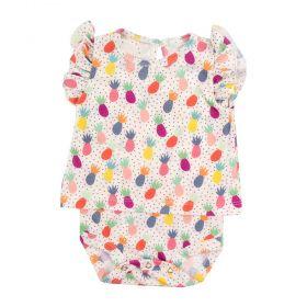 Body bebê - Marfim