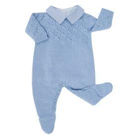 Conjunto bebê 2 pecas - Azul bebê