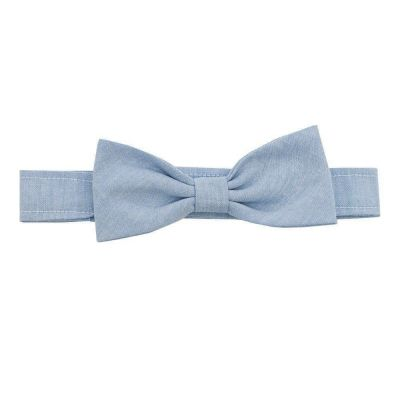 Gravata bebê - Azul bebê
