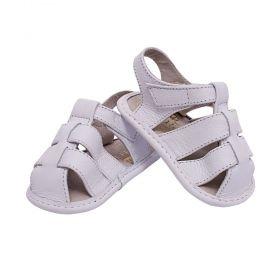 Sandália bebê masculina - Branco
