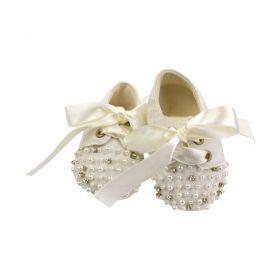 Sapatilha bebê tênis - Off white