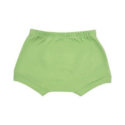 Short bebê - Verde claro
