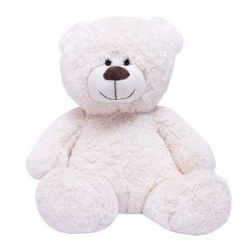 Urso de pelúcia - Marfim