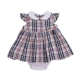 Vestido bebê com calcinha - Burberry