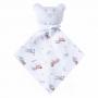 Naninha bebê coelhinho - Branco