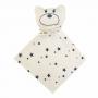 Naninha bebê estrela - Off white
