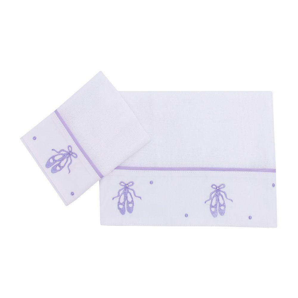 kit 2 peças com toalha de boca e ombro  - Branco