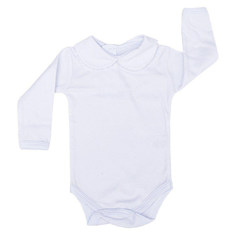 Saída de maternidade Feminina 5 peças - Branco